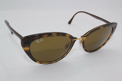 New Ray-Ban Sunglasses Rb 4250 710 73 Brown Authentic Frame 52-18 ... 3cc7dc0ce527