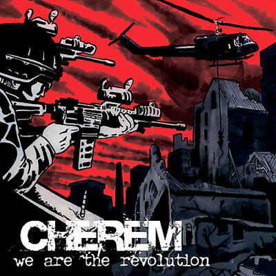 We Are The Revolution - Cherem (2006, CD NEU)
