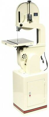 JET 1 HP 14 in. Woodworking Vertical Band Saw with Closed Stand, 115/230-Volt,
