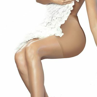 Adults Couture Naturals Body Shaping Tights 10 D - Black/Nude/Natural/BBlack M/L