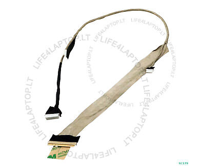 for lenovo G530 N500 laptop screen video flex cable DC02000JV00,DC02000LC00