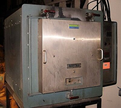 "Lindberg 2,100*F Electric Heat Treat Furnace w/18"" x 24"" x 18"" Chamber = A1 Cond"