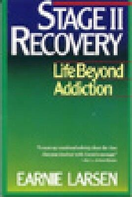 NEW Stage Ii Recovery by Earnie Larsen BOOK (Paperback) Free P&H