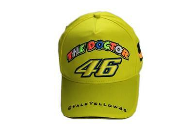 Valentino Rossi The Doctor #46 Yellow Cap