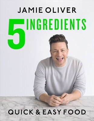 New 5 Ingredients - Quick & Easy Food By Jamie Oliver