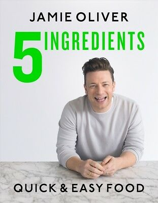 New Quick & Easy 5-Ingredient Food By Jamie Oliver