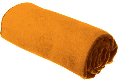SEATOSUMMIT Drylite XL Micro Fibre Towel 75 x 150cm - Orange S2SADRYAXLOR