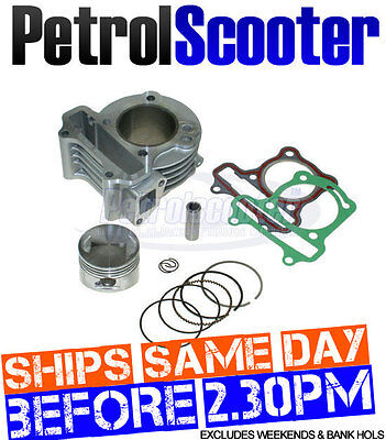50cc - 80cc PERFORMANCE CYLINDER BIG BORE KIT fits Baotian Fits Chinese Scooters