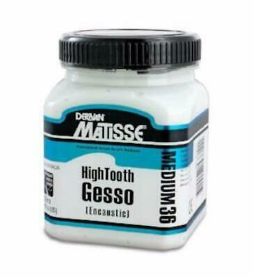 Matisse High Tooth Gesso (Encaustic) MM36 - 250ml, On Special