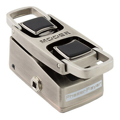 New Mooer Phaser Player Mini Phaser Expression Electric Guitar Effects Pedal