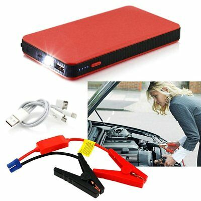 12V 20000mAh Multifunctional Car Jump Starter Power Booster Battery Charger SYB