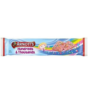 Arnotts Hundreds and Thousands 200g