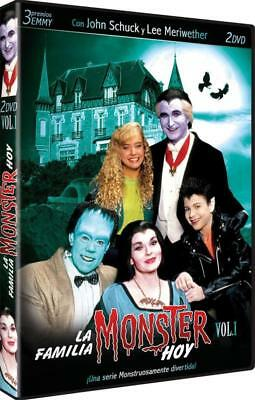 La Familia Monster Hoy (The Munsters Today)