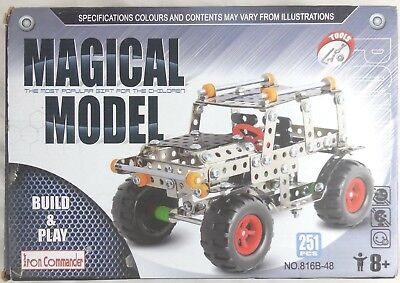 Magical Model 251 Teile