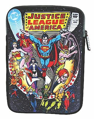Official Justice League Comic Tablet Sleeve