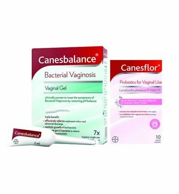 Canesflor & Canesbalance Twin Pack Value