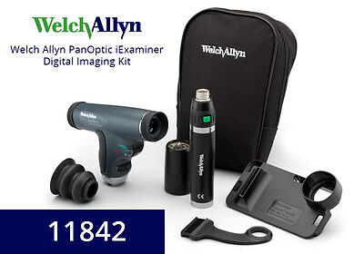 Welch Allyn iExaminer iPhone Combo Set 11842-A6P