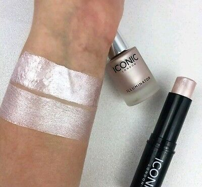 Iconic London Illuminator Shine Highlighter Blogger Must Have Limited ca 3 ml
