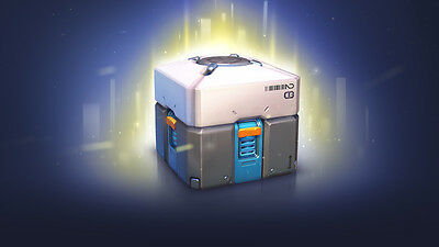 Overwatch 5 Loot Boxes-1 per account-Available on all platforms