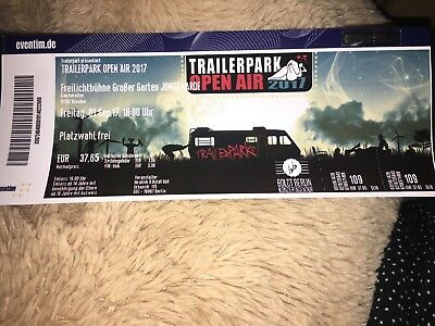Trailerpark  Open Air 2017 / 01.09.2017