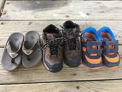 youth boys shoes Timberland, Reef, Saucony