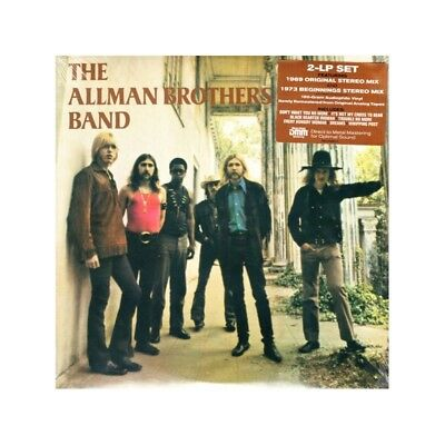 Allman Brothers Band Self Titled Debut 180g Remastered