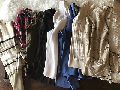 Wholesale Lot Of 8 Womens Talbots Lucky Brand Victoria Secret & More LARGE