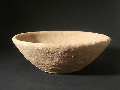 Canaanite bowl.  Early Bronze Age Isreal.