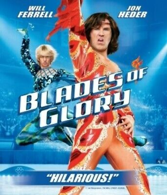Blades Of Glory (2017, Blu-ray NEUF) (RÉGION A)