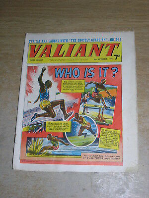 Valiant 5th September 1970