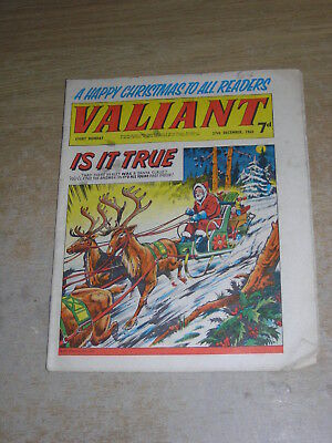 Valiant 27th December 1969