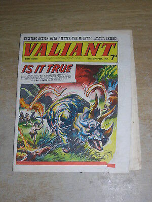 Valiant 20th September 1969