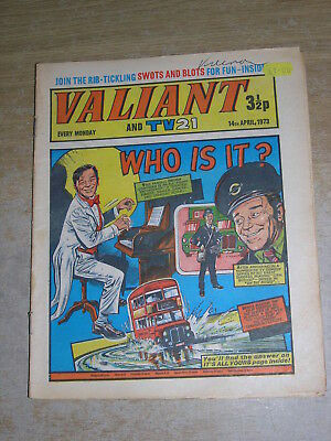 Valiant 14th April 1973