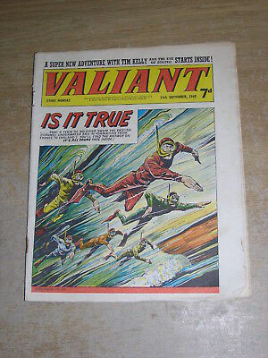 Valiant 13th September 1969