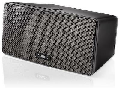 SONOS PLAY 3 in Black, White