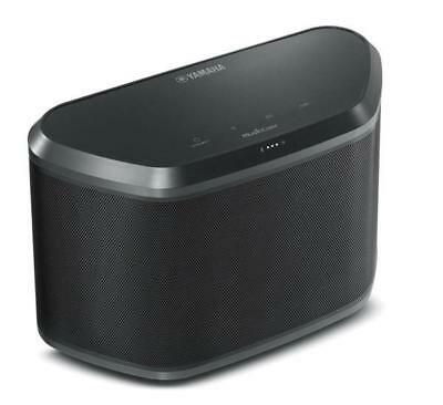 Yamaha WX030 Wireless Music Speaker in Black, White