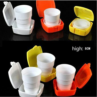 Silicone Portable Outdoor Camping Telescopic Collapsible Folding Cup Hot Sales