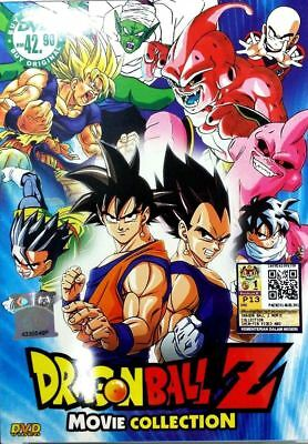 Dragon Ball Z Great Movie Collection (18 Movie In 1) ~ 2-DVD ~ English Version ~