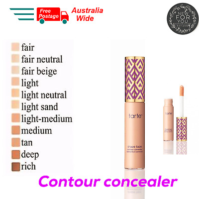 New!Shape Tape Contour Concealer 12 Shades Concealer 10ml !FREE POSTAGE!