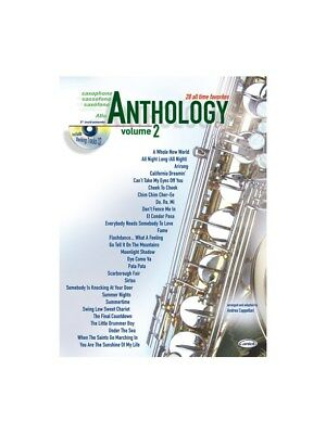 28 All Time Faves Vol 2 Asax Bk Cd Learn to Play MUSIC BOOK & CD Alto Saxophone