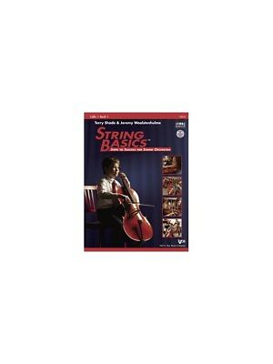 Terry Shade Jeremy Woolstenhulme String Basics 1 Cello Learn to Play MUSIC BOOK