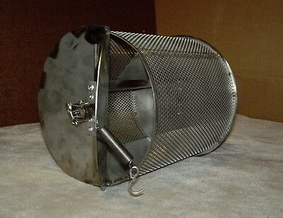 Made in USA 2 Lb Capacity Coffee Roaster Drum for Bbq Grill Peanut Chile Cacao