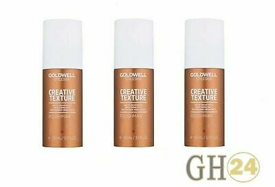 3x Goldwell Stylesign Creative Texture Roughman ( 3x100ml) Original!kein Import