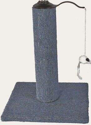 Cat Scratching Post Tree with Toy Scratcher Kitten Toy Climbing Activity Centre