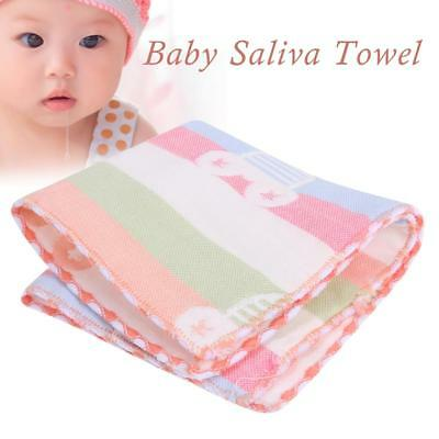 Soft Cotton 6-Layer Baby Infant  Newborn Bath Towel Washcloth Feeding Wipe Cloth