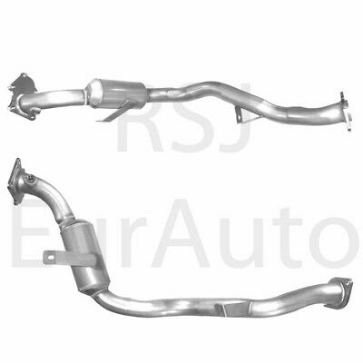 Fit with BM Cats SUBARU FORESTER Catalytic Converter Exhaust 91070 2.0 9//1997-2//
