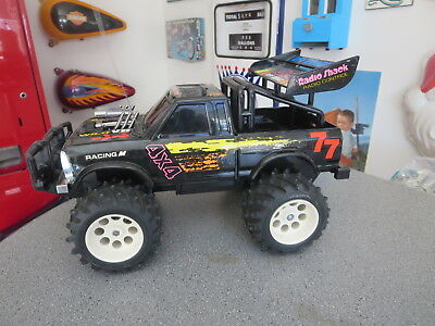 Vintage Radio Shack F-150 Extended Cab Off Road Monster Truck Singapore Htf