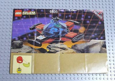 LEGO INSTRUCTIONS MANUAL BOOK ONLY 6835 Saucer Scout x1PC