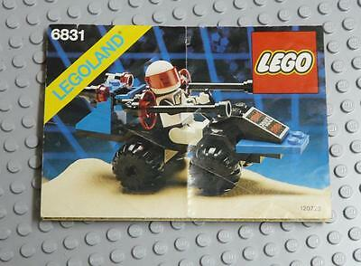 LEGO INSTRUCTIONS MANUAL BOOK ONLY 6831 Message Decoder x1PC