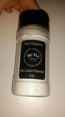 RCMA No color powder Translucent Fixier Puder Blogger Must Have